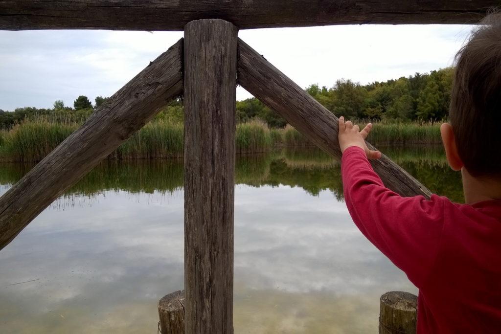 La leggenda dei due laghetti a Portonovo