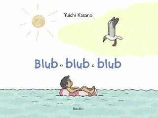 recensione Blub Blub Blub di babalibri. Libri sul mare