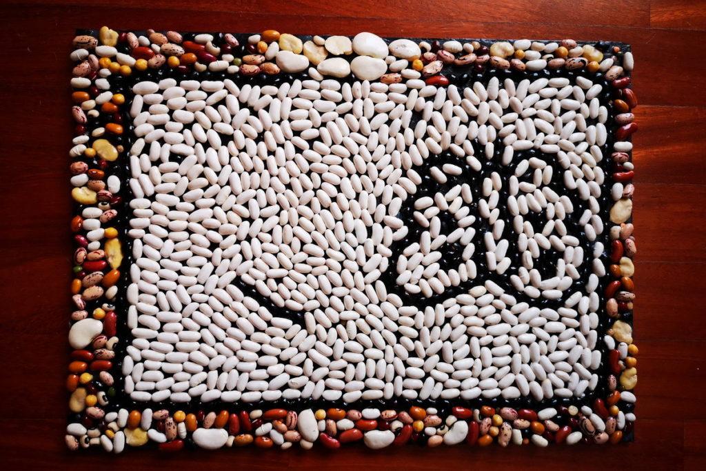 idee creative per bambini per giocare con i semi