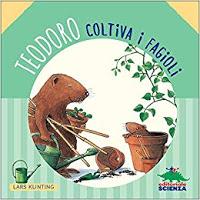 Teodoro coltiva i fagioli coltivare fagioli con i bambini