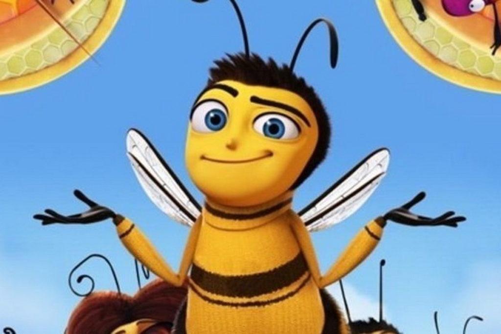 Cartoni animati sul mondo delle api