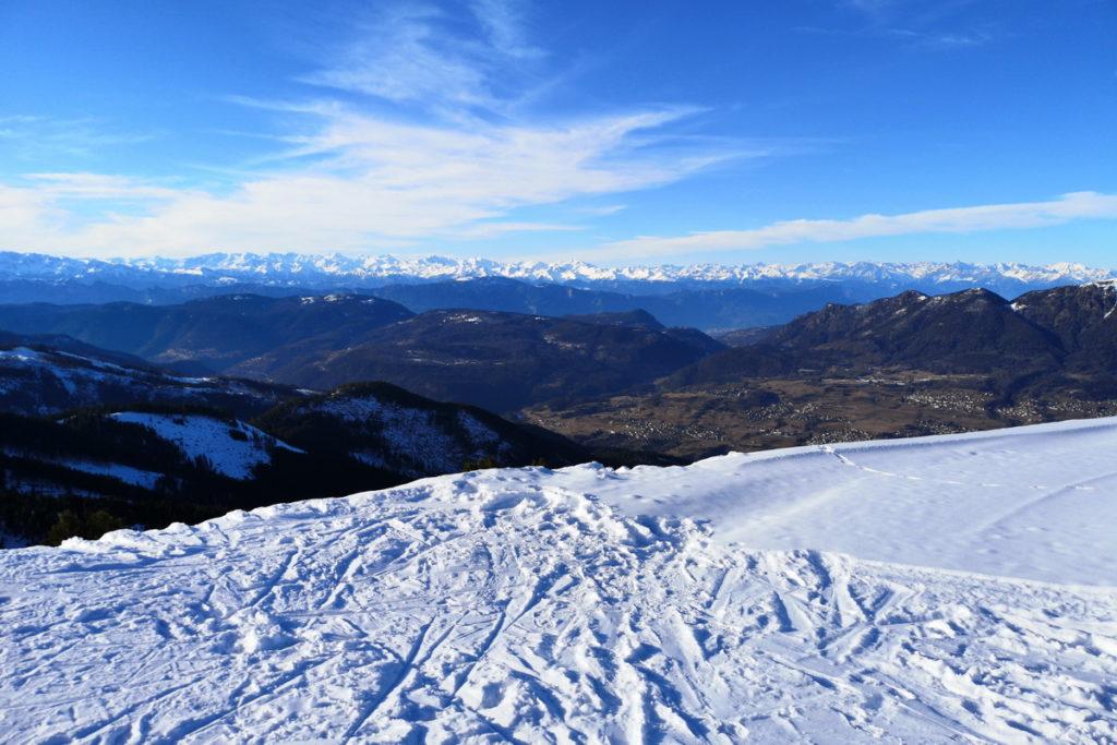 Sciare in sicurezza ad Alpe Cermis