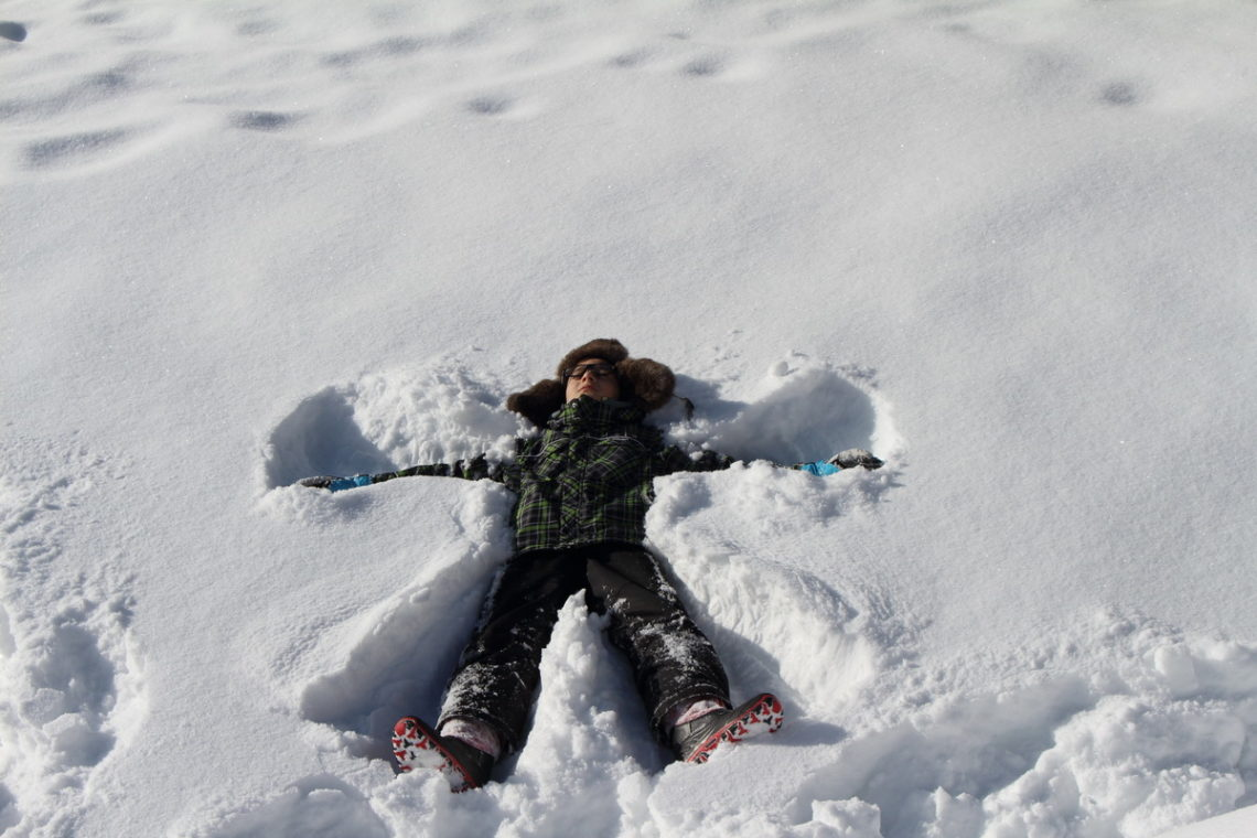 divertirsi in famiglia sulla neve dove?
