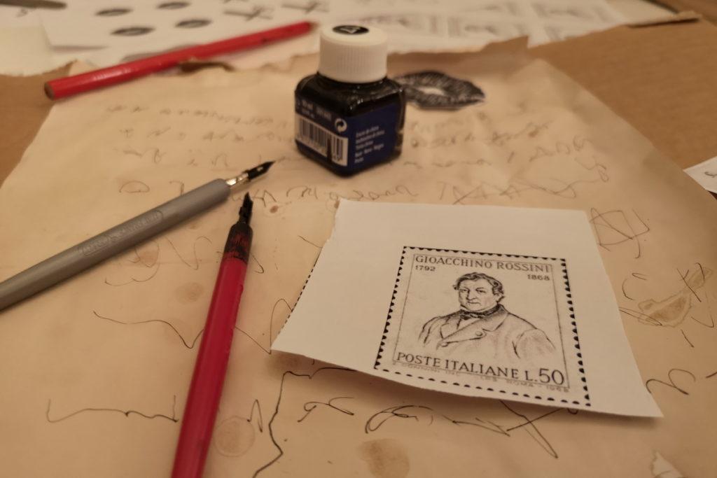 Conoscere Gioachino Rossini in un museo a Pesaro
