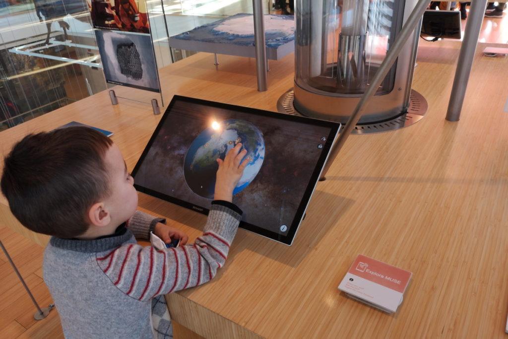 il muse, tra i migliori musei per bambini in Italia