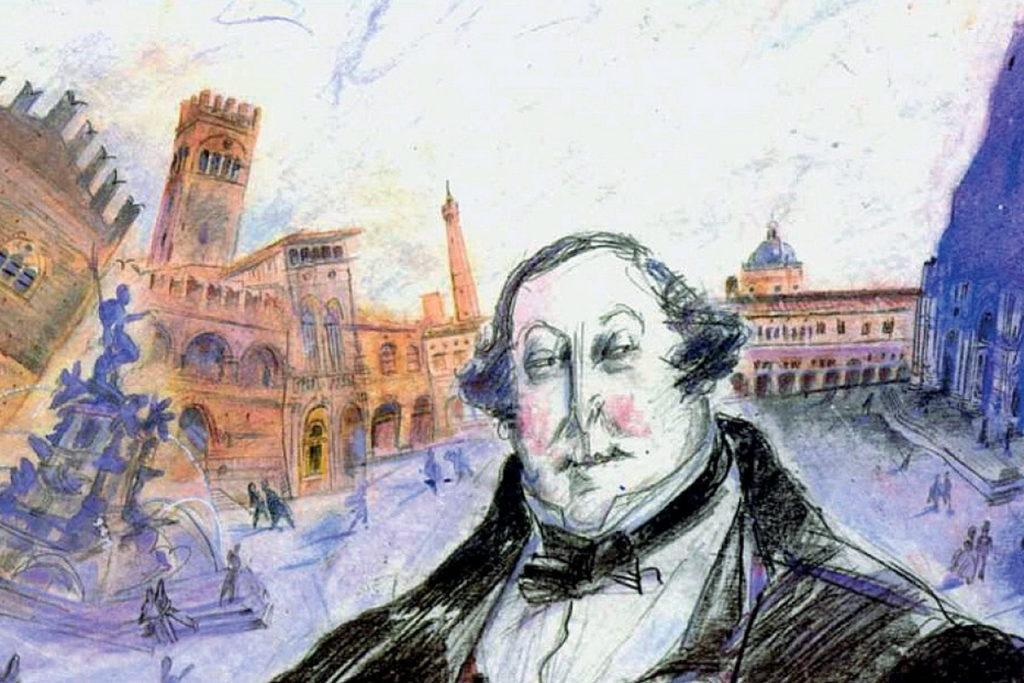 Libri per bambini su Gioachino Rossini, la sua vita e le sue opere più famose