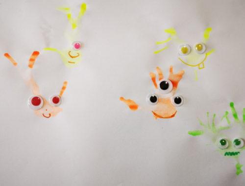 spiegare virus e batteri ai bambini