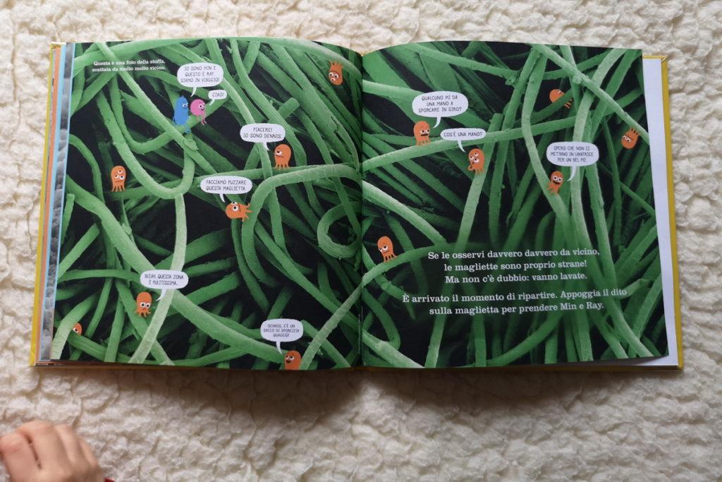 libri per parlare microbi e batteri ai bambini