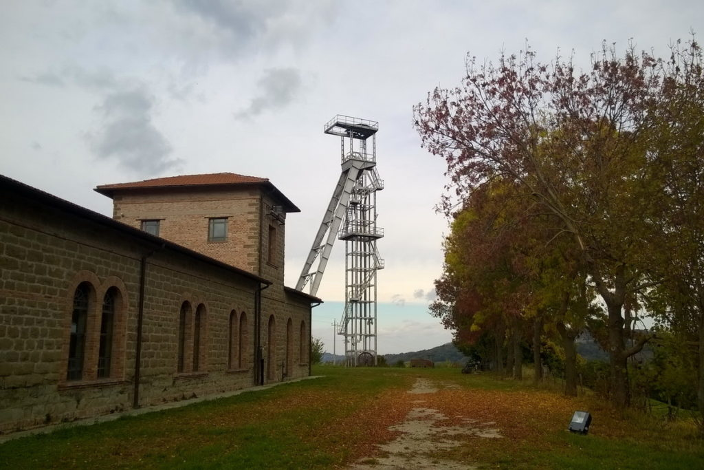 miniere in italia