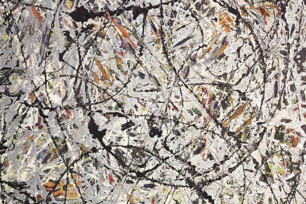 Opere famose di Jackson Pollock