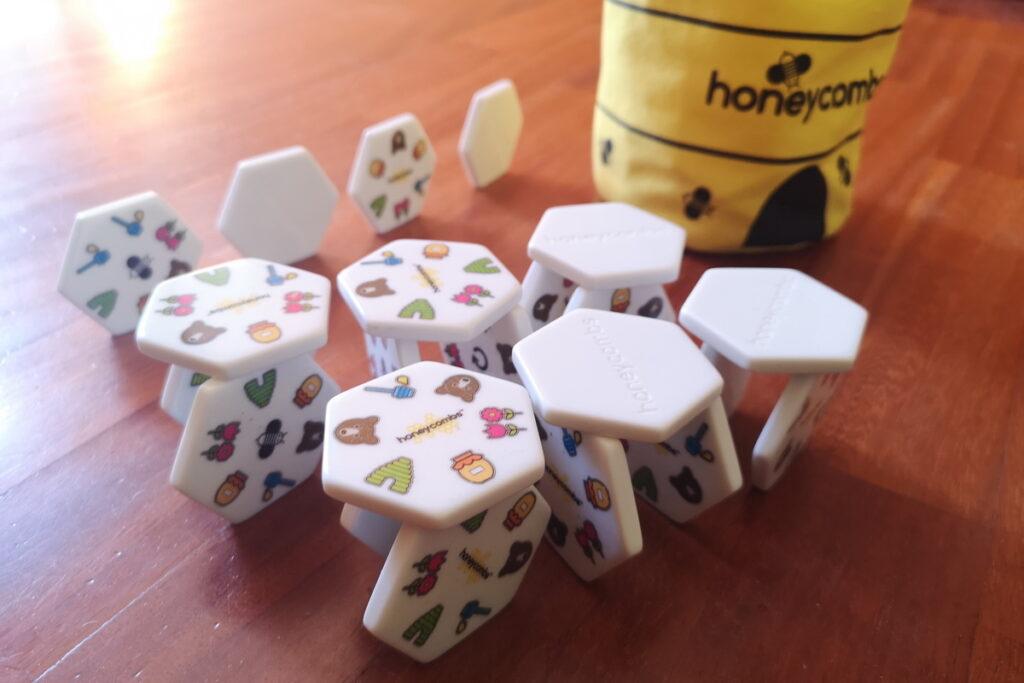 Giochi in scatola a tema api