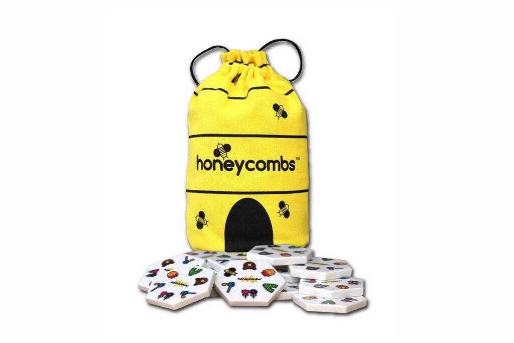 Honeycombs, giochi in scatola per bambini in età prescolare