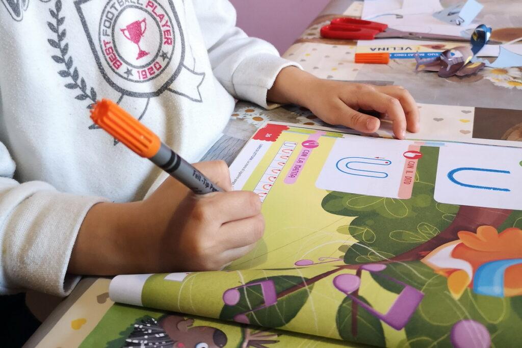 homeschooling: come imparare a leggere e scrivere