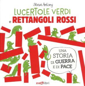 Lucertole verdi e rettangoli rossi recensione