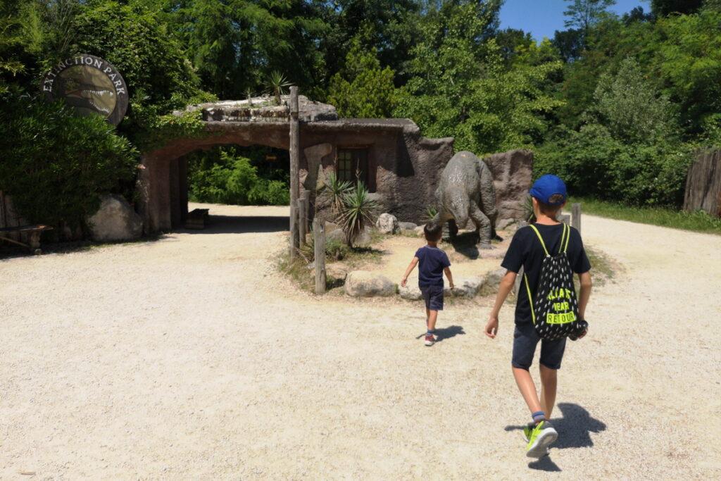 visitare lo zoo di verona con i bambini