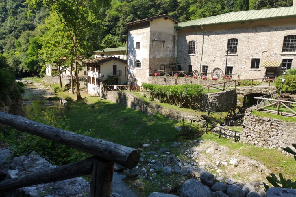 Museo della carta sul lago di Garda
