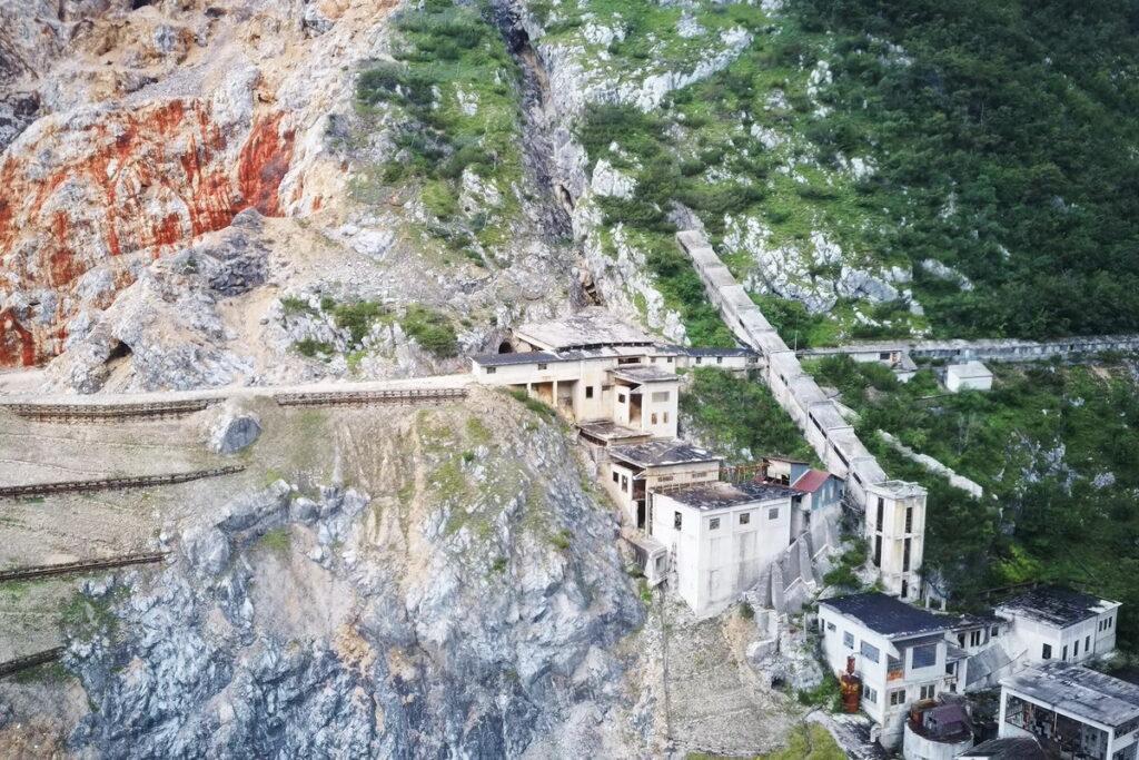 MIniera e grotte in friuli venezia giulia