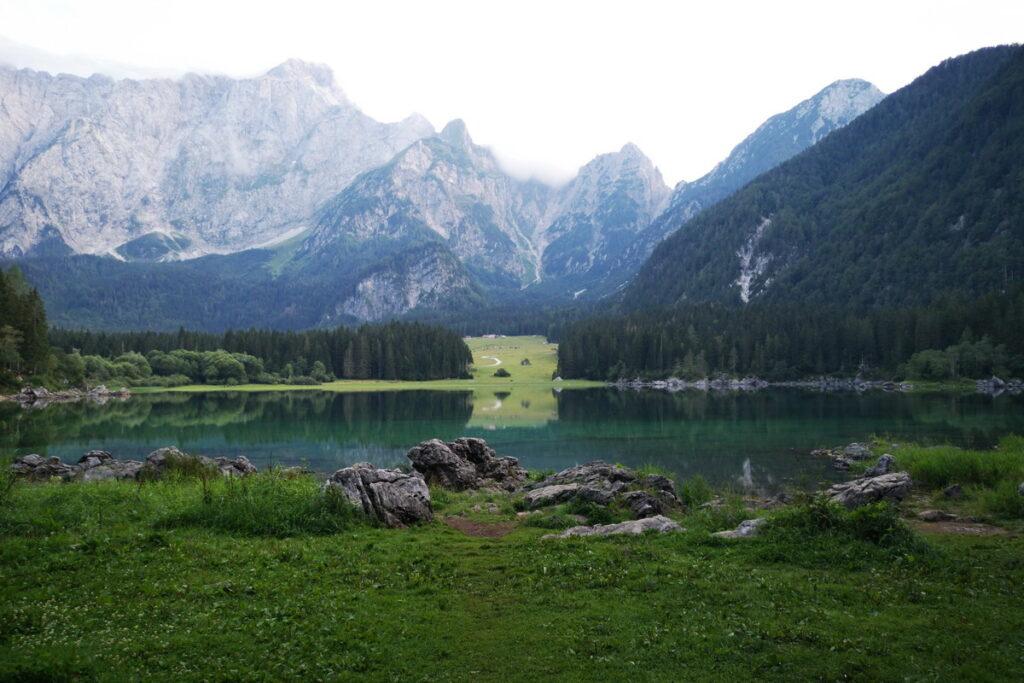 I laghi del friuli venezia giulia