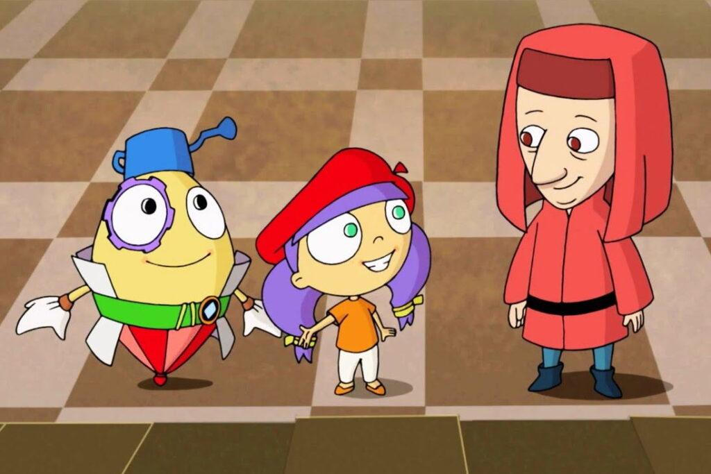 Mati e Dadà cartoni animati per bambini