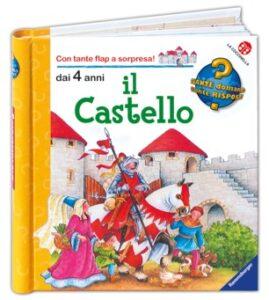 il castello pop up casa editrice la coccinella