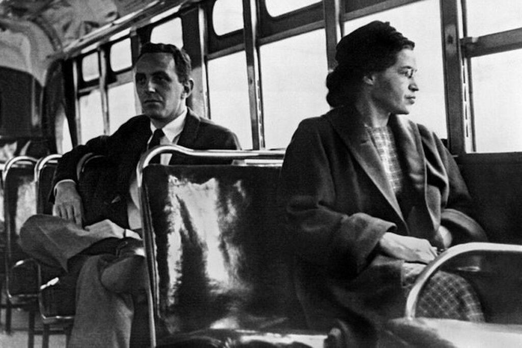 Raccontare la storia di Rosa Parks ai bambini