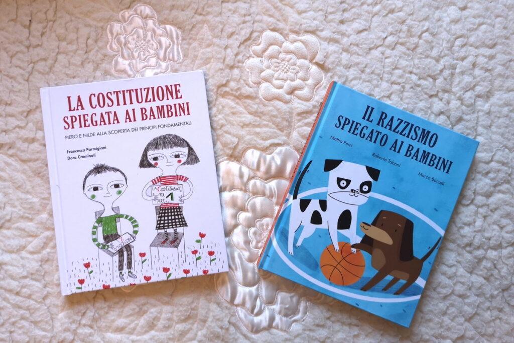 Libri sulla costituzione sul razzismo per bambini