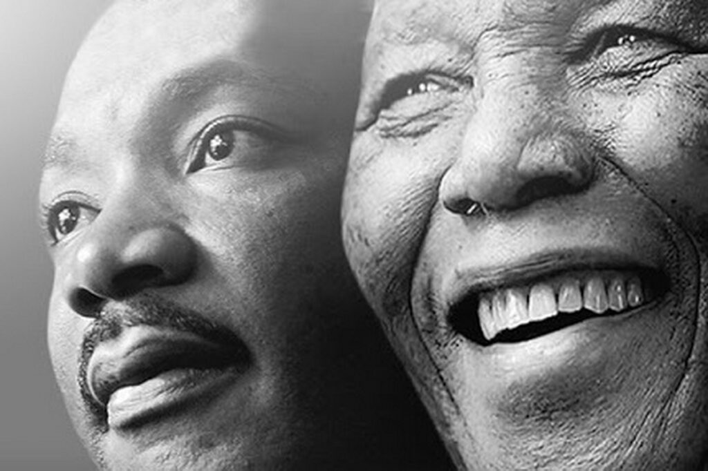 Raccontare Mandela e martin luther king ai bambini