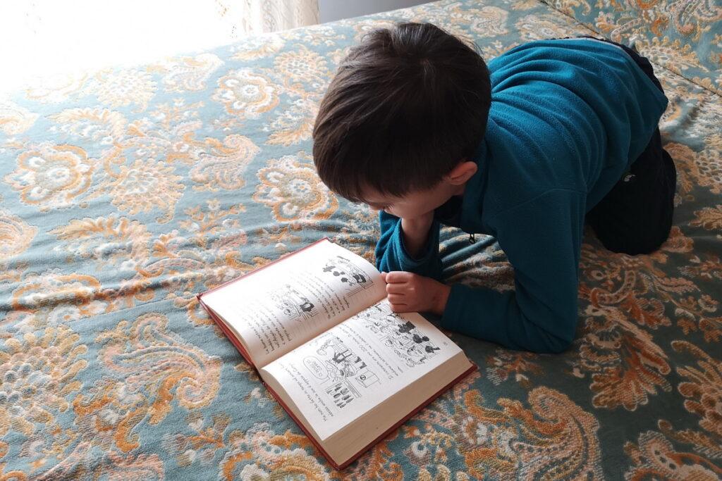 homeschooling, come insegnare la grammatica