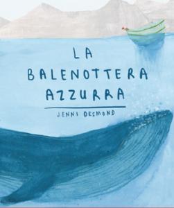 recensione la balenottera azzurra di edizioni lapis