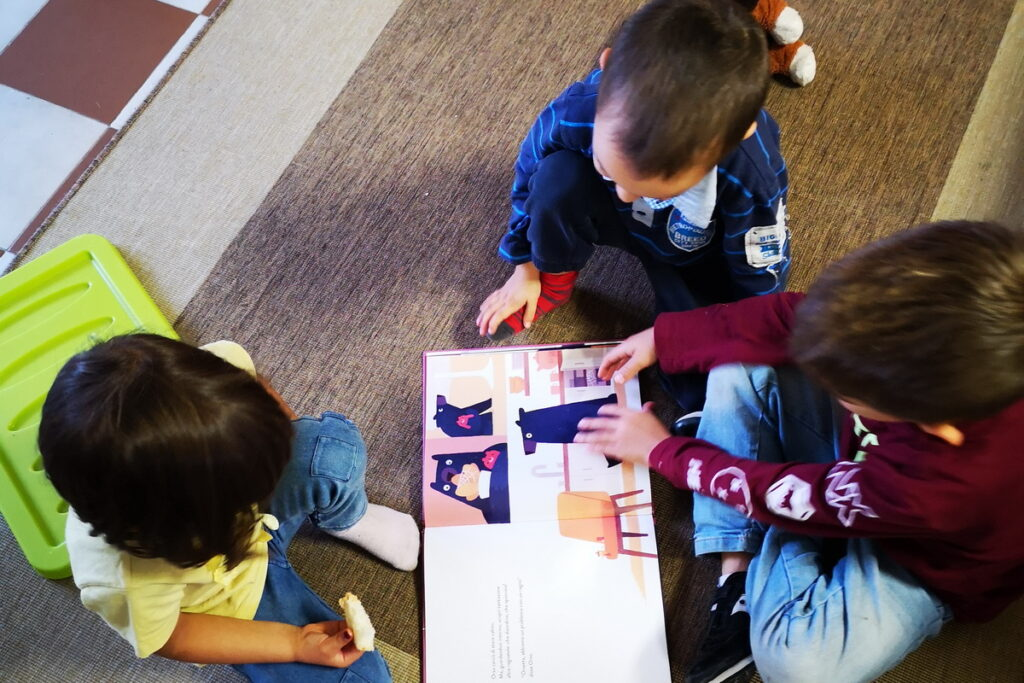 rendere la lettura divertente e piacevole per i bambini