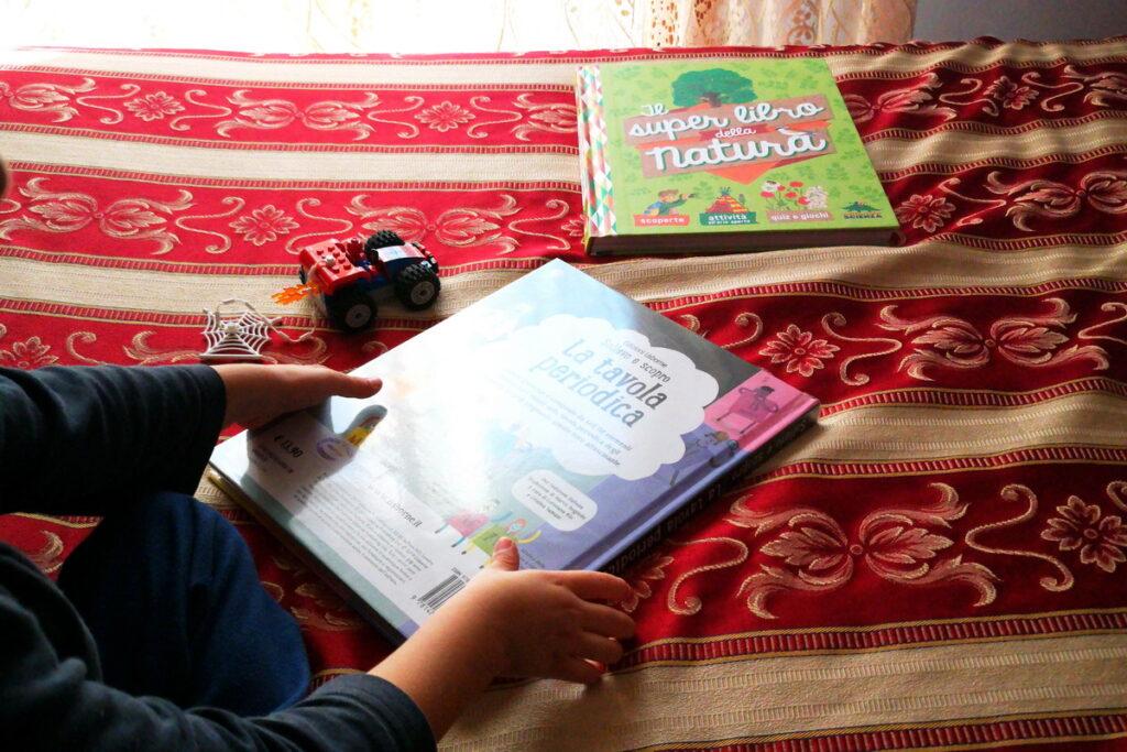 suggerimenti per incoraggiare i bambini a leggere. Far amare la lettura ai bambini