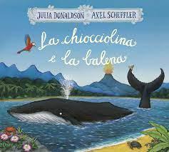 recensione libro la chiocciolina e la balena