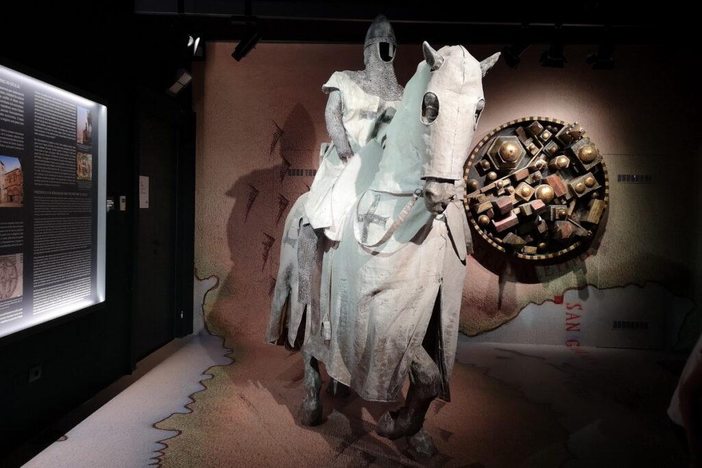 visitare il museo stupur mundi a Jesi con i bambini