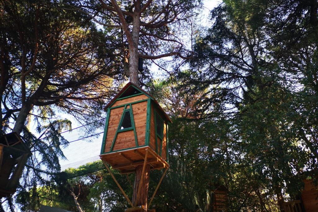 Parco avventura a Riccione